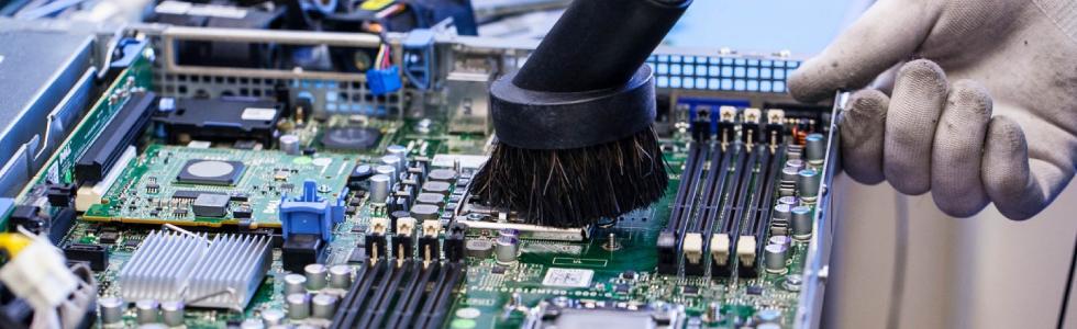 Servicio técnico de servidores